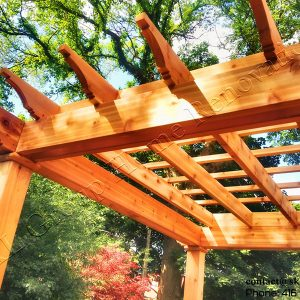 Home Renovation Pergola-Pickering ON